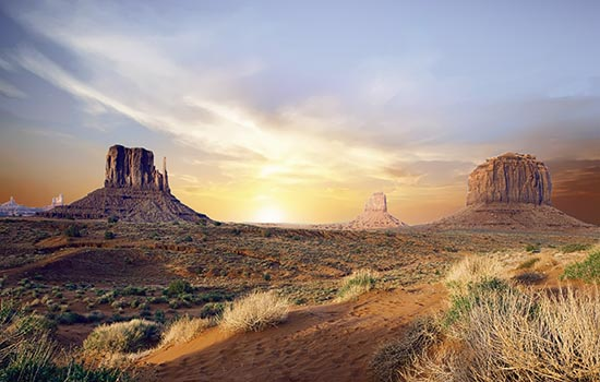 Photo Image of the state of Arizona