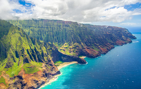 Photo Image of the state of Hawaii