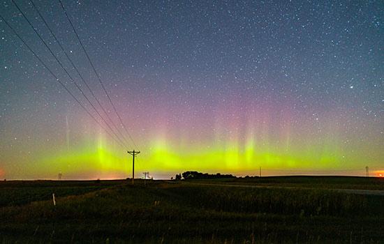 Photo Image of the state of North Dakota