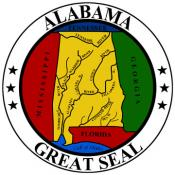 The Alabama State Seal