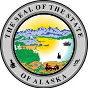 The Alaska State Seal