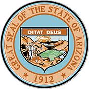 The Arizona State Seal