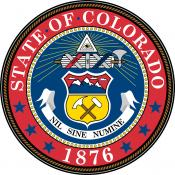 The Colorado State Seal