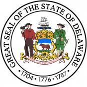 The Delaware State Seal