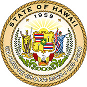 The Hawaii State Seal