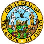 The Idaho State Seal