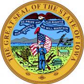The Iowa State Seal