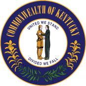 The Kentucky State Seal