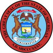 The Michigan State Seal