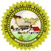 The Nevada State Seal