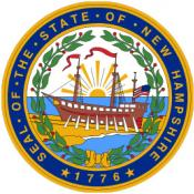 The New Hampshire State Seal