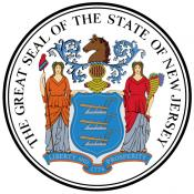 The New Jersey State Seal