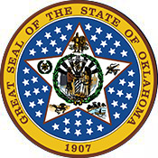 The Oklahoma State Seal