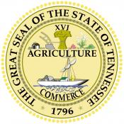 The Tennessee State Seal
