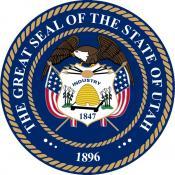 The Utah State Seal