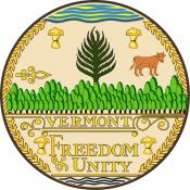 The Vermont State Seal