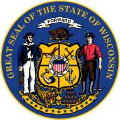 The Wisconsin State Seal