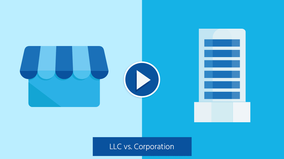 LLC vs. Corporation Video
